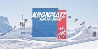 The Kronplatz ski area